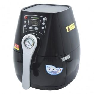 Mini horno sublimación 3d con accesorios incluidos st1520