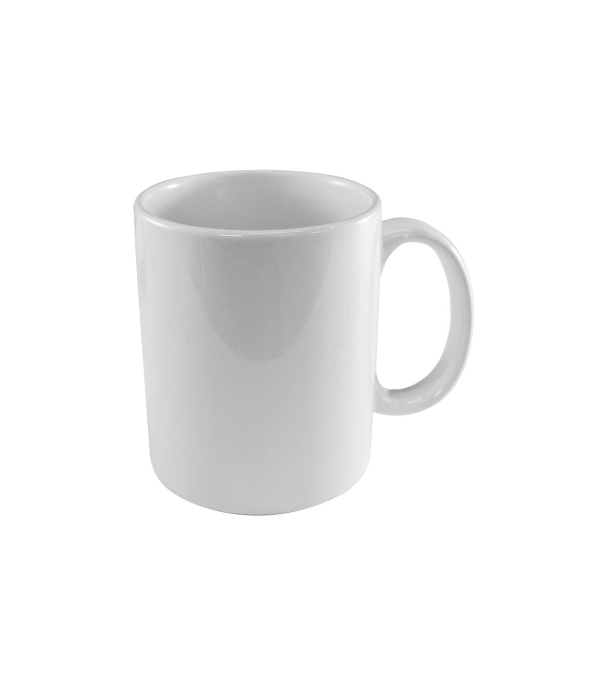Taza blanca para sublimación ts01