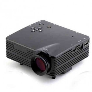 Proyector hd mini led