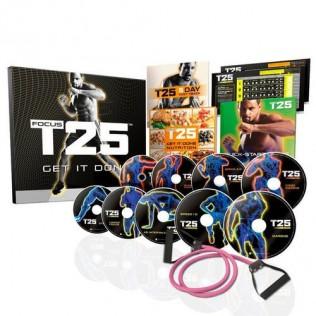 Sistema de ejercicios focus t25