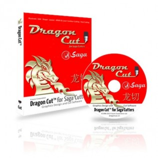Software dragon cut plotter de corte