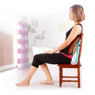 Soporte masajeador para espalda