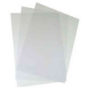 Transparencias para fotolitos impresora inkjet 10 unidades a3