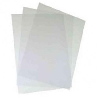 Transparencias para fotolitos impresora inkjet 100 unidades a3