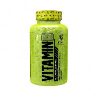 VITAMINA D 100 CÁPSULAS 3XL
