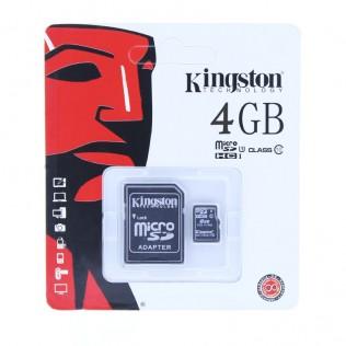 Kingston tarjeta de memoria micro sd