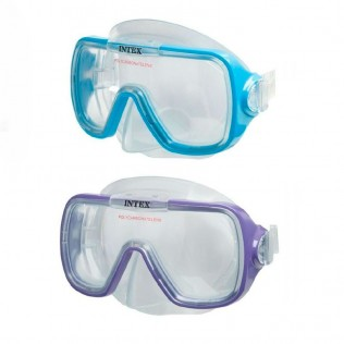 MÁSCARA BUCEO WAVE RIDER INTEX