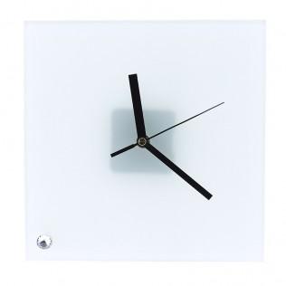 Reloj de cristal cuadrado para sublimación rc02
