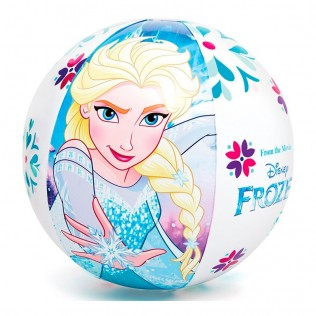 PELOTA HINCHABLE FROZEN INTEX 51 cm