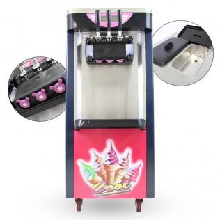 Máquina pro de helado soft y helado de yogurt