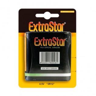 PILA (EXTRASTAR) PETACA 3R12 4.5V BLISTER