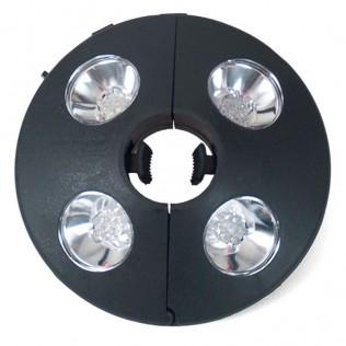 LAMPARA PARA SOMBRILLA 24 LEDS 20 CM