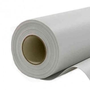 Bobina de lona impresión blanca 440 gr