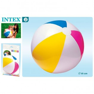 PELOTA HINCHABLE 61 cm INTEX