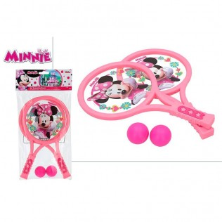 SET TENIS BOOM 19 CM MINNIE