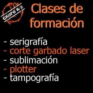 Clases de formación