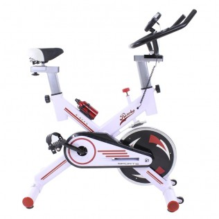 Bicicleta Spinning con Volante de Inercia de 24 kg | Bicicleta Indoor Loira