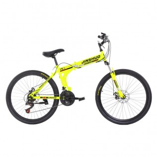 Bicicleta mountain bike plegable teide bep-36