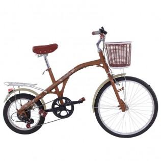 Bicicleta retro adulto bep-15