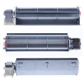 Motor de ventilador estufas pellets
