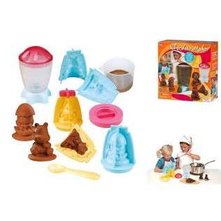SET FIGURAS CHOCOLATE +3A (PLAYGO)