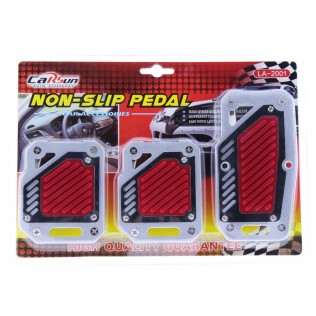 PACK 3 PEDALES PARA COCHE MOD 28647