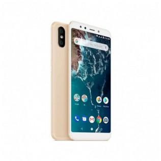 Movil smartphone xiaomi mi a2 4gb 64gb dorado