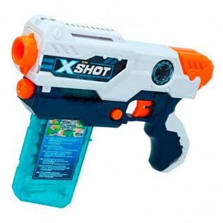 X-SHOT EXCEL - PISTOLA HURRICANE +8A