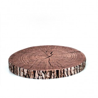 Cojín silla corte de árbol 40x4cm modelo 2