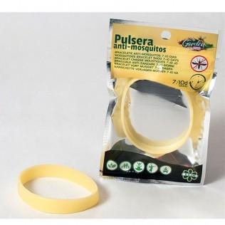 Pulsera anti mosquitos 6.5cm 7-10 días