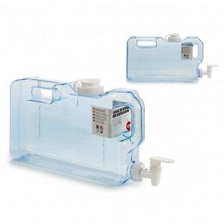 Dispensador plástico 4,2 litros con grifo