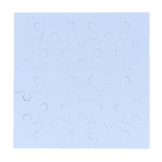 Puzzle 10,8 x 10,8cm para sublimar pc1010-25