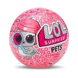 Lol surprise! pets series muñeca sorpresa
