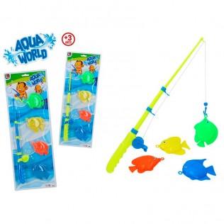 Bl juego de pesca