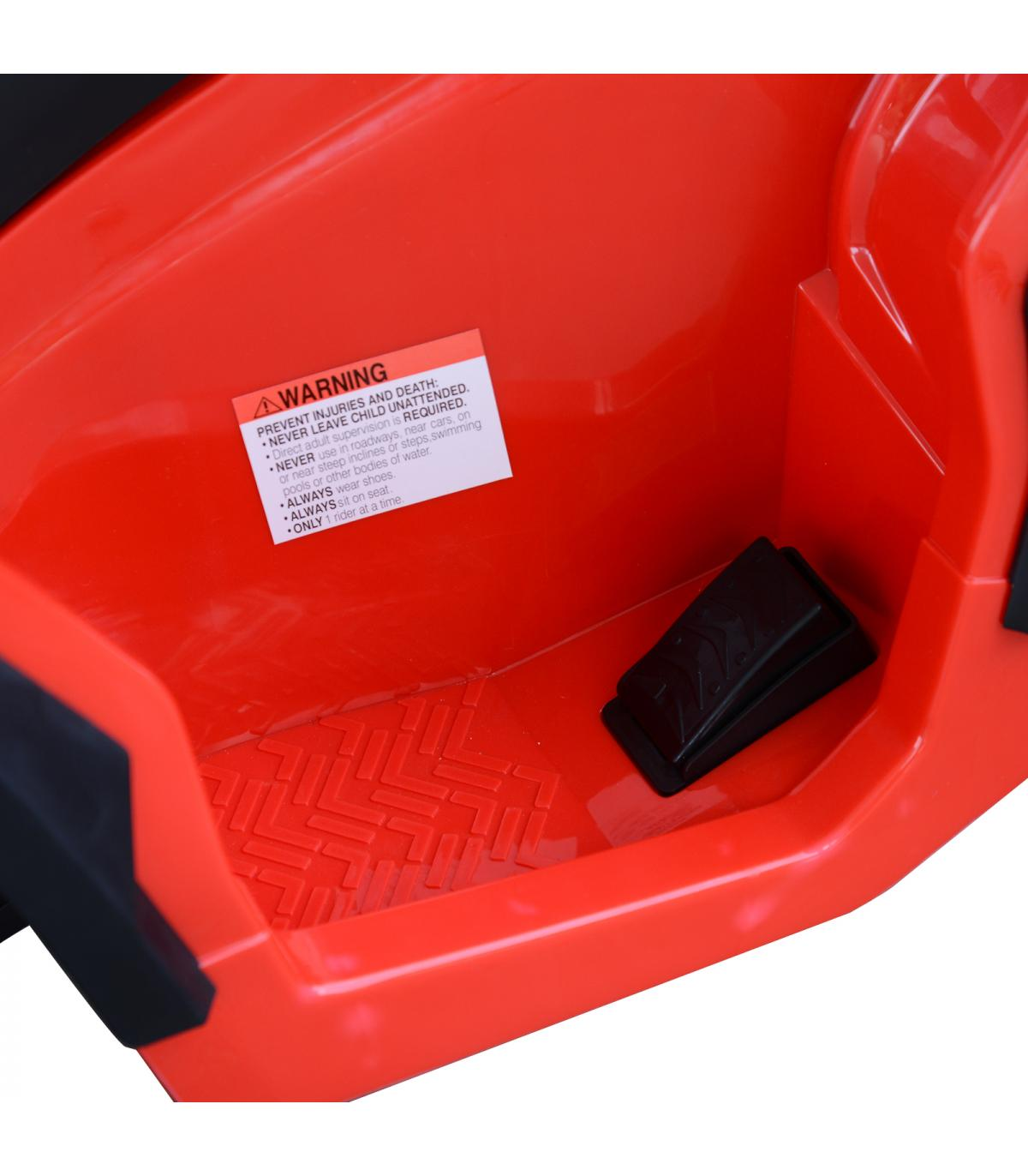 Vehículo Infantil Eléctrico Homcom® Cuatrimoto Quad dxoCWBre