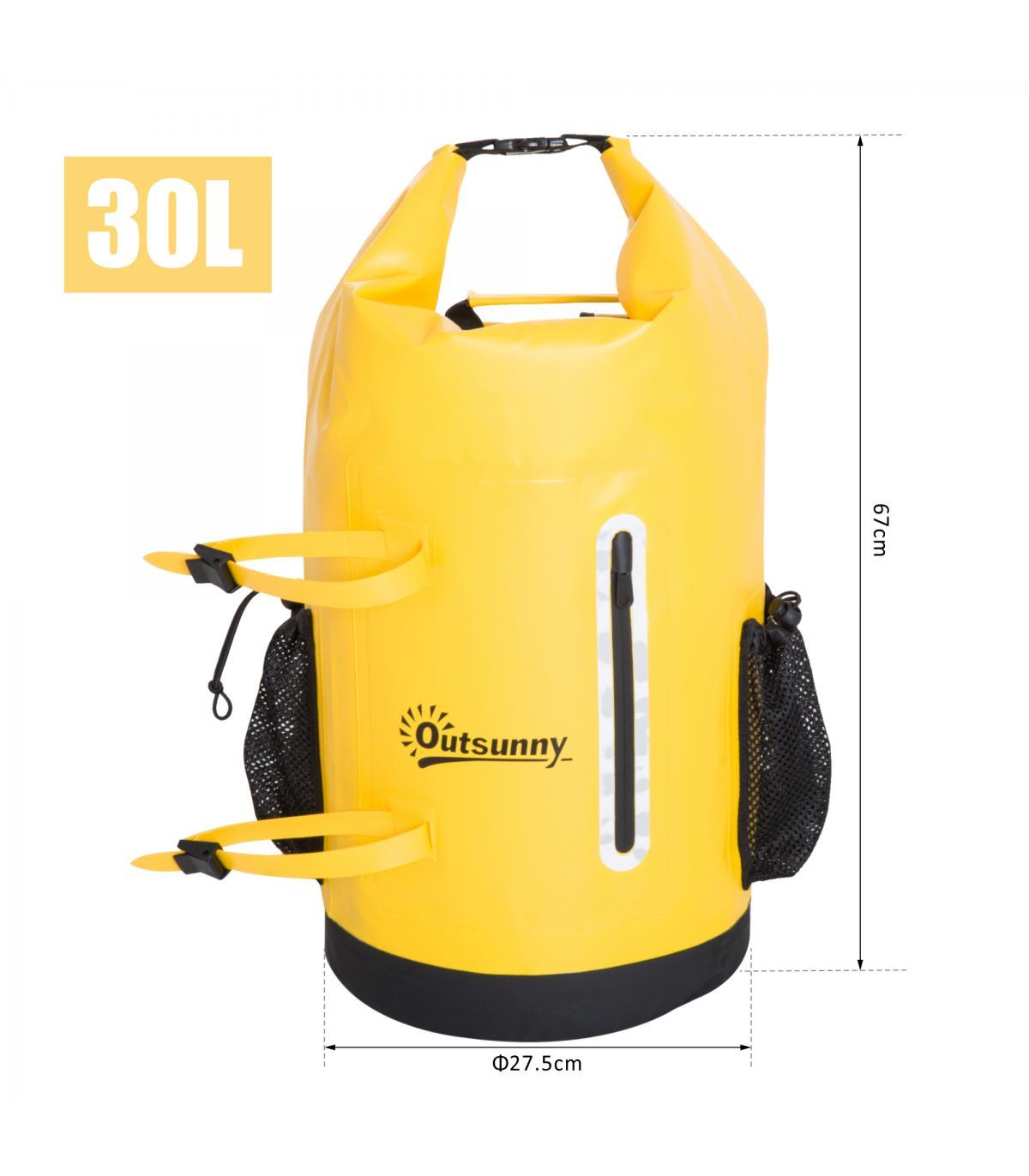 fde0f61dfd0 ... estanca 30l pvc bolsa seca impermeable φ27.5x67cm. SALE. Outsunny® ...