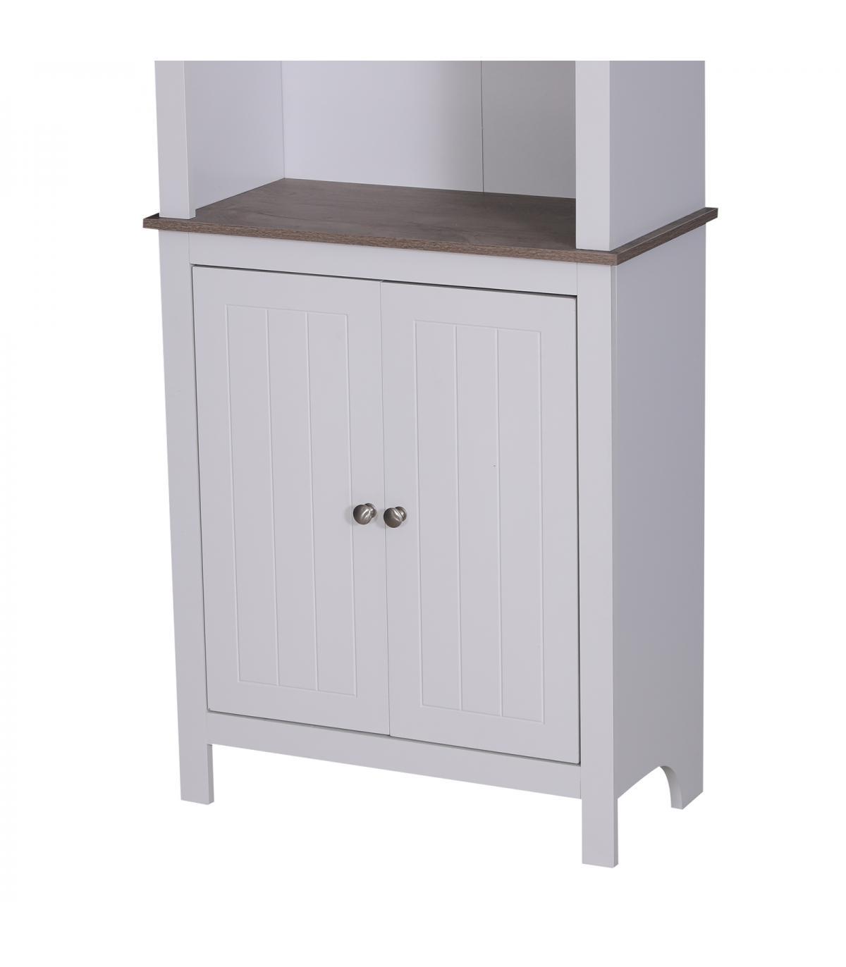 HomCom® Armario Aparador Buffet Gabinete Consola Mueble Organizador ...