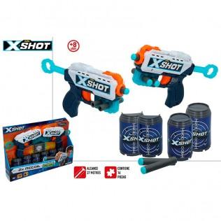 X-shot excel - dos pistolas recoil