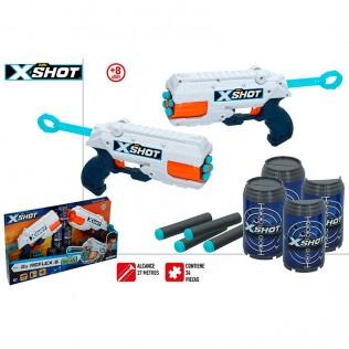 X-shot excel - dos pistolas reflex