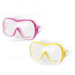 Máscara policarbonato wave rider 2 colores surtidos