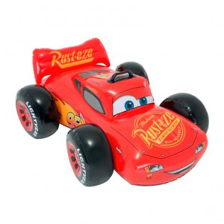 Coche hinchable cars ride on 109 x 84 x 41 cm