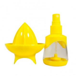 Exprimidor pulverizador plástico