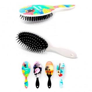 Peine cepillo de pelo verano varios surtido