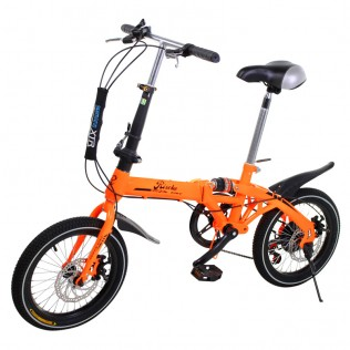 Bicicleta plegable super bike bep-32
