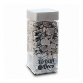 Piedra Decorativa 16 - 22 mm 550 ml Gris