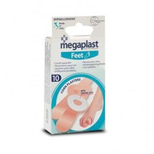 Apósito para Callos Megaplast 10 ud