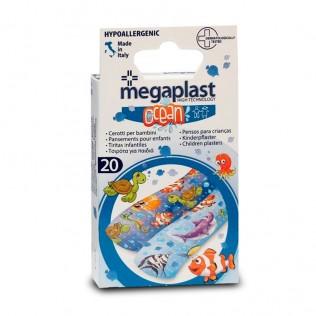 Apósito Infantiles Megaplast 20 ud