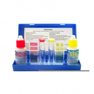 Test Kit Cloro y pH