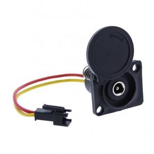 Conector de carga bicicleta eléctrica plegable Volt Bep-48
