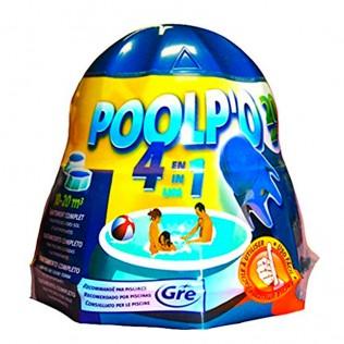 Cloro 4 Efecto Gre Granulado Poolp'o